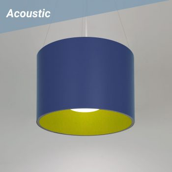 L2 Acoustic 18 Pendant D65 MT Blue & D703 AC Spearmint