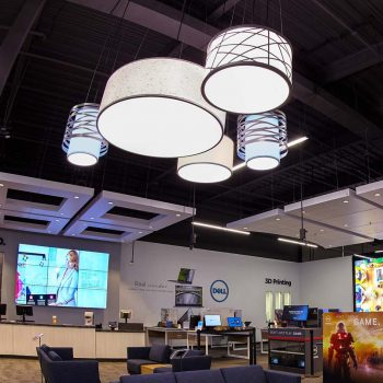 Lumetta Pendants for BizBox Offices