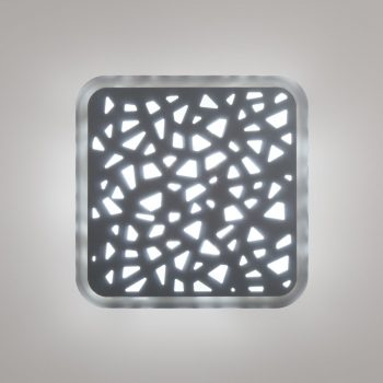 Lumetta Echo Slice Sconce
