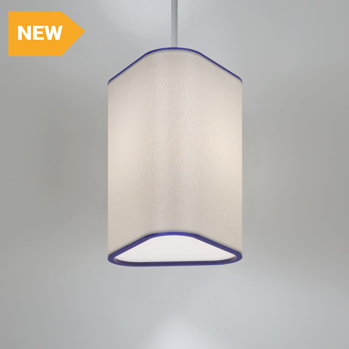 Stylish modern lighting with brilliant accent colors and distinctive geometric shapes; our VividLite pendants offer modern elegance, perfect ambient illumination and a flair for contemporary charm.
